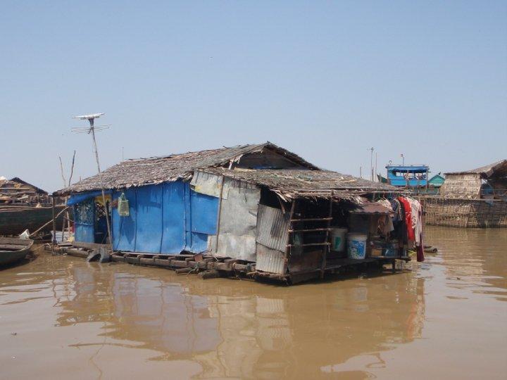 Floating Village of Tonle Sap Lake