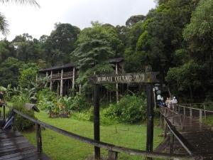 Rumah Orang Ulu